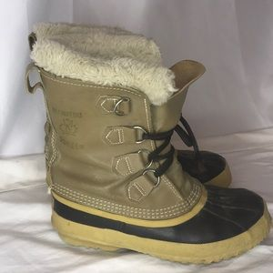 Sorel Manitou snow boots